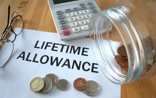 life time allowance