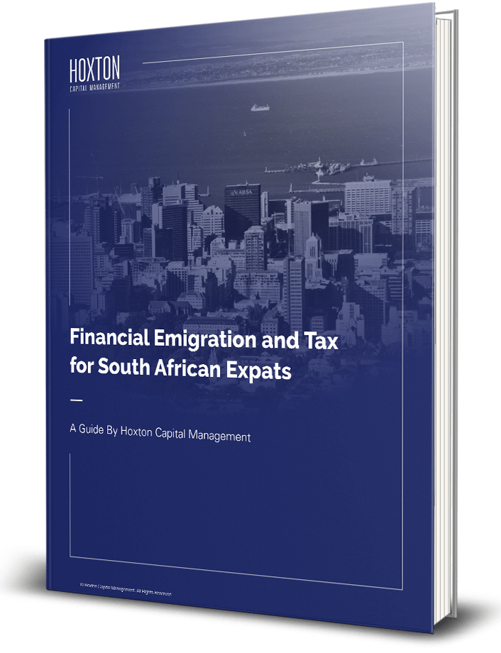 financial technical guide emigration south africa