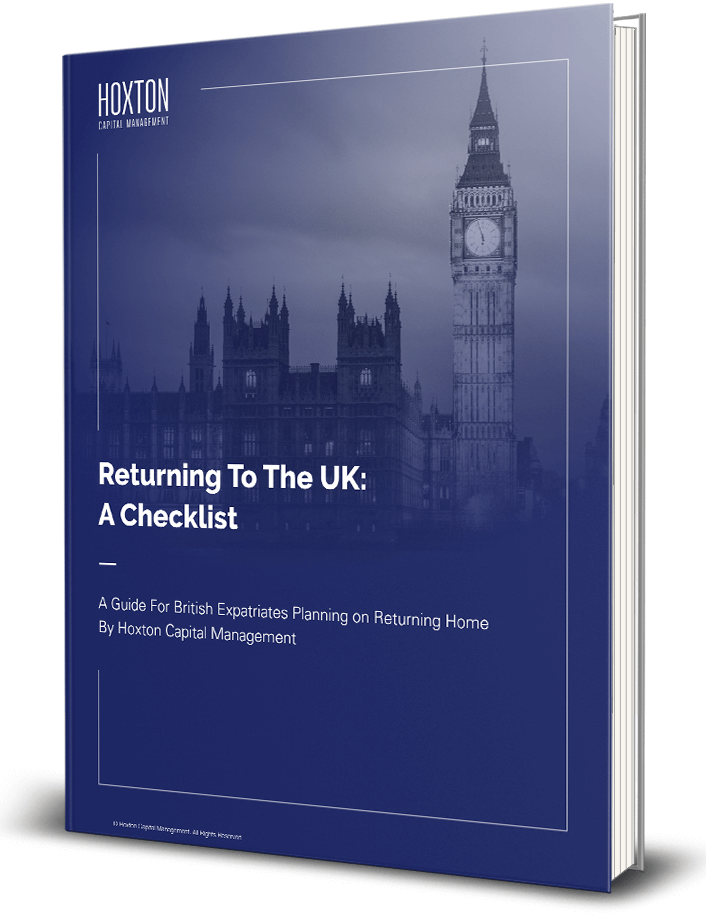 financial technical guide returning to the uk