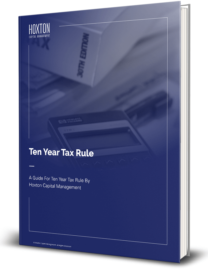financial technical guide ten year tax rule australia