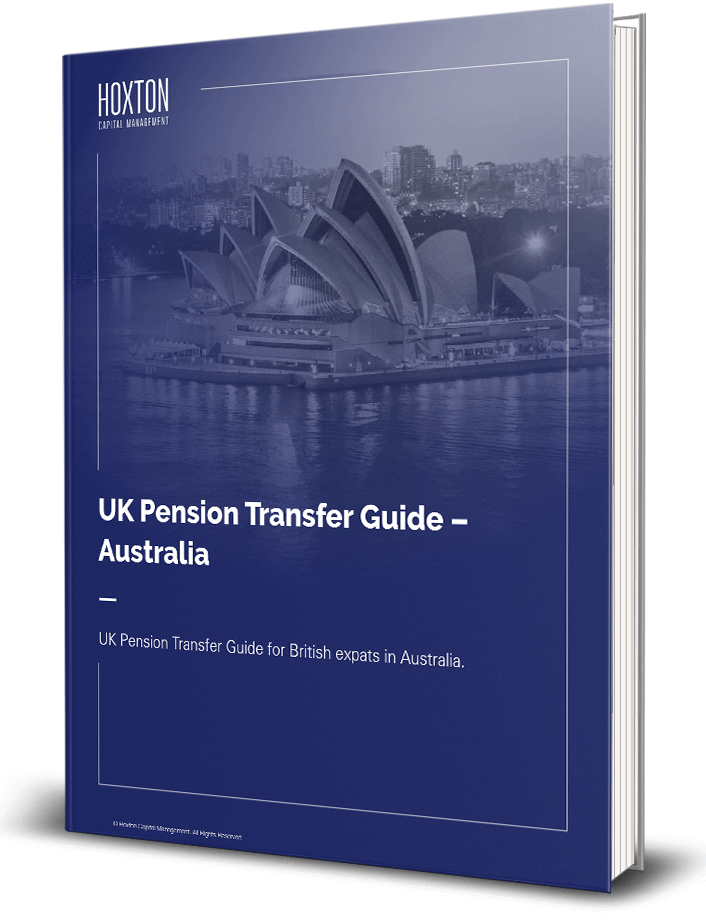 uk pension transfer guide australia